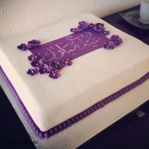Eid-Torte